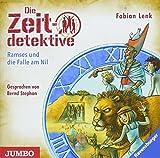 Die Zeitdetektive - Ramses und die Falle am Nil - Fabian Lenk, Bernd Stephan