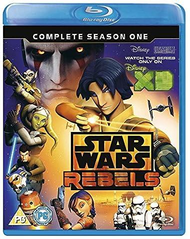 Star Wars Rebels [Blu-ray] [Import anglais]