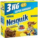 Nesquik - Nestlé Cacao Soluble Instantáneo Estuche 3 Kg