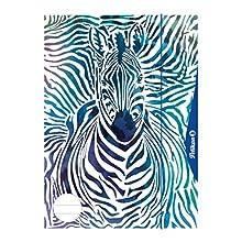 Pelikan 238205 Portfolio Folder A3 with Sketching Pad Zebra Motif