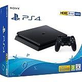 PlayStation 4 - Konsole (500GB, schwarz, E-Chassis)