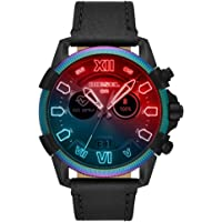 Diesel Smartwatch con Wear OS by Google, Google Pay, Google Assistente, Monitoraggio del Battito Cardiaco