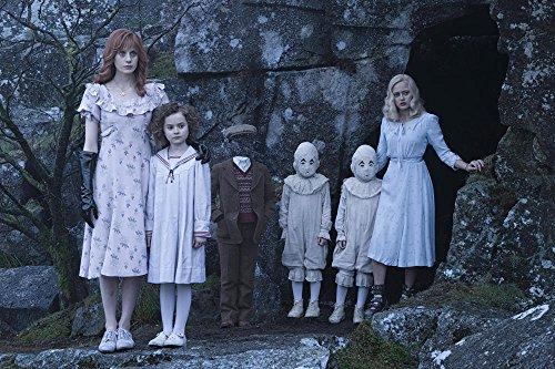 Miss Peregrine Et Les Enfants Particuliers [Blu-ray] [Import anglais]