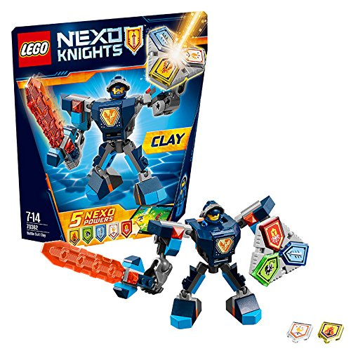 Nexo Knights - Battle Suit Clay