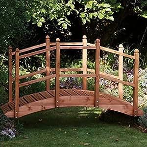 gartenbr cke orientalischer stil holz garden 001655 k che haushalt. Black Bedroom Furniture Sets. Home Design Ideas