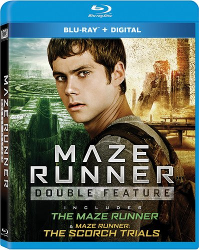 Maze Runner 1-2 2-pack [blu-ray] (Blu Ray-the Runner Maze)