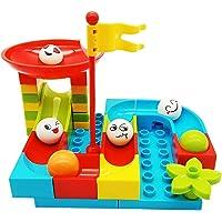 Ozzo Attractive Colorful 40 pcs Brick Block Game Set Toy for Kids / Brick Blocks Game for Kids(064)