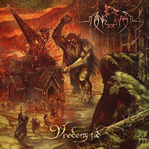 Vredens Tid (Re-Mastered) by Manegarm