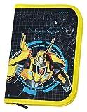 Undercover TFUV0440 - Schüleretui mit Stiften von Stabilo, Transformers mit Bumblebee Motiv, 30 teilig