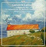 Lars-Erik Larsson:Orchestral Works Vol. 2 [Helsingborg Symphony Orchestra, Andrew Manze] [CPO: 777672-2]