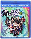 Locandina Suicide Squad - 3D (2 Blu-RAy) (Extended Cut)