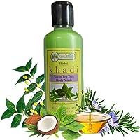 Khadi Rishikesh Herbal Neem Tea Tree Anti Acne Body Wash ,Relieve Skin Dryness ,Shower Gel For Skin Refreshing…