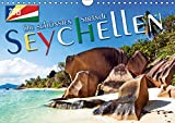 Seychellen - Die schönsten Strände (Wandkalender 2019 DIN A4 quer): Sonne, Meer und Sand. Die schönsten Strände der Seychellen. (Monatskalender, 14 Seiten ) (CALVENDO Natur) - Max Steinwald
