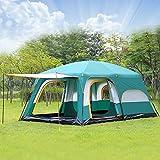 Übergroßes Zelt, Das Zelt Im Freien 6-12 Personen Verdoppelt, Zelt