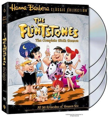 The Flintstones - The Complete Sixth Season