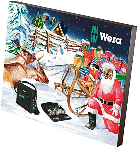 Wera Adventskalender 2017