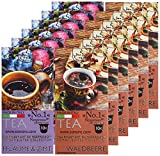 SanSiro 120 Teekapseln: No.1 Frücht Selektion Pflaume & Zimt und Waldbeere Box, 1er Pack (1 x 300 g)