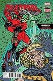 Deadpool #8 ((Marvel Comics)) 1st Printing ((March 2016)) Regular Michael Allred Cover