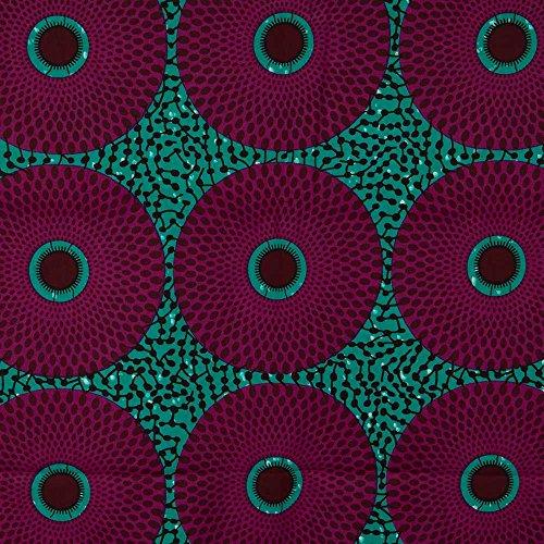 tissu-wax-motif-africain-bleu-violet