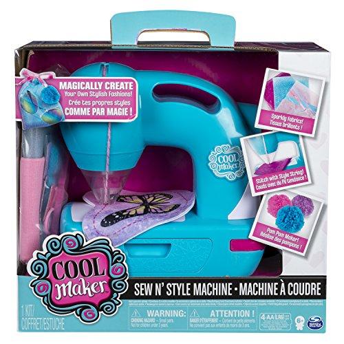 Sew Cool - 6037849 - Machine à Coudre Nouvelle Edition