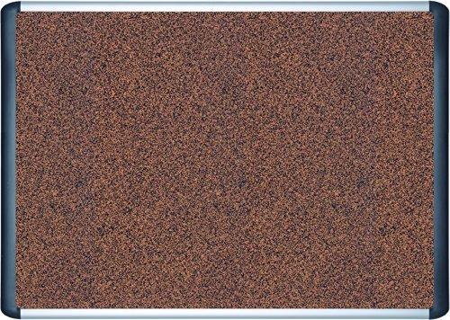 MasterVision Tech Cork Board 2 x 3 Feet, Aluminum Frame (MVI030501) by MasterVision