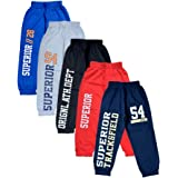 T2F Boy's Jogger Regular Pants