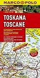 MARCO POLO Karte Toskana 1:200.000 (MARCO POLO Karten 1:200.000) - Polo Marco