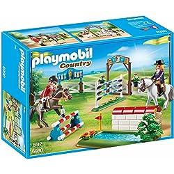 Playmobil-6930 Torneo de Caballos (6930)
