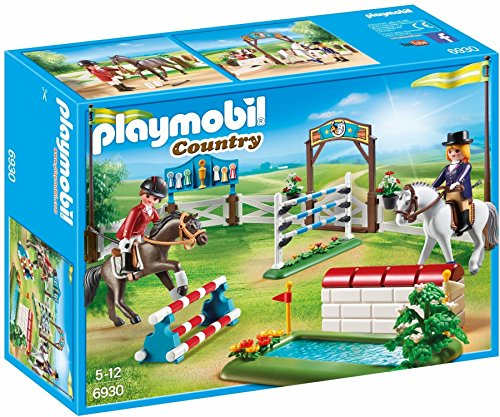 PLAYMOBIL Country Torneo de Caballos