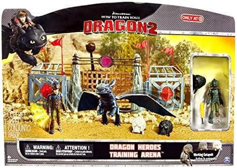 Dragons Spin Master Dreamworks au 6023193 Arena Ensemble de Jeu   Une Grande Variété De Marchandises