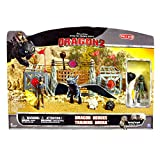 Spin Master 6023193  -  DreamWorks Dragons  -  Dragons Arena Playset