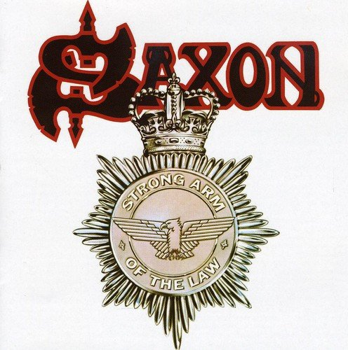 Saxon: Strong Arm of the Law (Remaster 2009) (Audio CD)