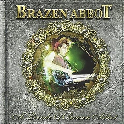 Decade of Brazen Abbot Live by Brazen Abbot