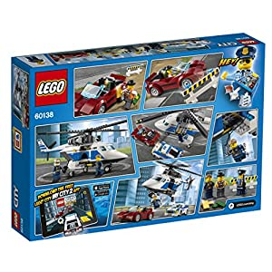 "LEGO 60138 ""High Speed Chase"" Building Toy by LEGO"