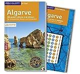POLYGLOTT on tour Reiseführer Algarve: Mit großer Faltkarte, 80 Stickern und individueller App - Susanne Lipps