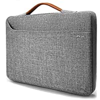 "tomtoc 15,6-Zoll Laptop Aktentasche für 15,6"" Lenovo IdeaPad, Notebook Ultrabook, HP Pavilion x360, Dell Inspiron 15…"