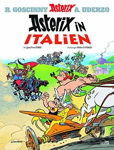 Ferri, Jean-Yves: Asterix in Italien