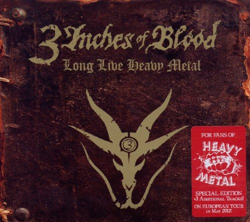 Long Live Heavy Metal (Limited Edition) (3 Blood Of Inches)