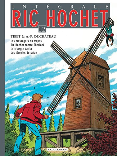 Ric Hochet - Intégrale - tome 12 - Ric Hochet - Intégrale