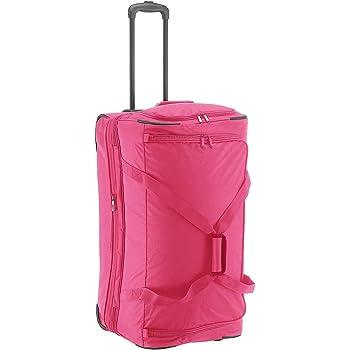 ad93dd6ee3 Travelite Basics Travel Bag 2 wheels 55 cm grau   grün  Amazon.co.uk ...