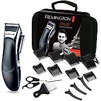 Remington Haarschneidemaschinen-Set HC363C (selbstschärfende keramikbeschichtete Klingen, 8 Kammaufsätze + Profi-Koffer…