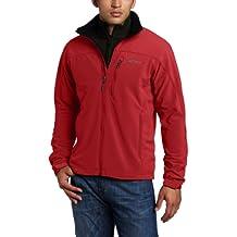 Marmot Softshell Chaqueta Altitude, otoño/invierno, hombre, color rojo (fire)