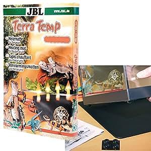 Jbl tapis chauffant terrarium terratemp 15 watts animalerie - Tapis chauffant terrarium ...