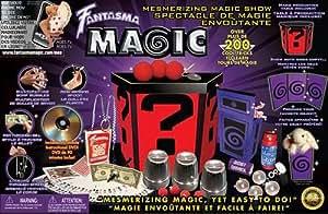 Fantasam MAGIC 200+ Tricks Metamorphtrix Set