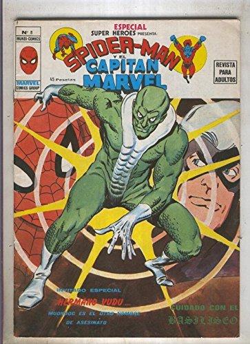 SUPER HEROES numero 38: SPIDERMAN