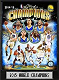 Encore NBA Golden State Warriors California 2015 World Champions Team Photo Single Bild Plaque, Schwarz, 22,9 x 30,5 cm