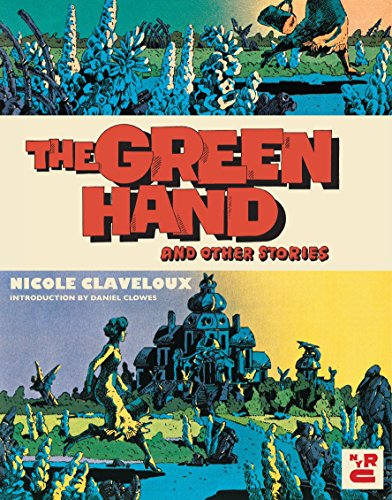 Green Hand And Other Stories