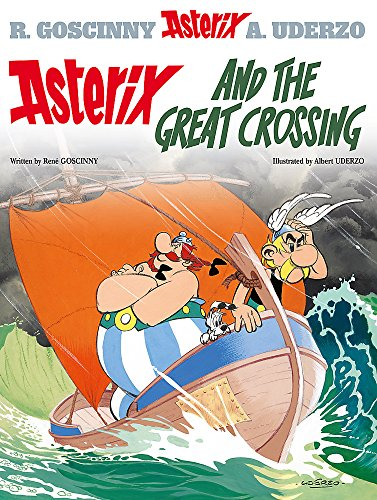 Asterix and the Great Crossing: Album 22