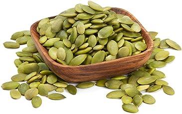 NatureVit Pumpkin Seeds for Eating - 900 Grams | Raw Pumpkin Seeds | Pumpkin Seeds