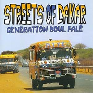 Africa - Streets of Dakar